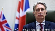 Saudi-Arabien Besuch Philip Hammond Außenminister Großbritannien