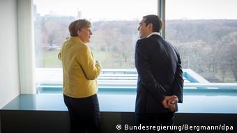 «Αν τα φαινόμενα δεν απατούν, η συνάντηση στο Βερολίνο έδειξε ότι και οι δύο πλευρές έχουν καλή θέληση»