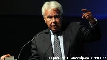 Paraguay spanischer Ex-Präsident Felipe González