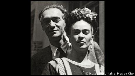 Austellung Frida Kahlo - Ihre Fotos