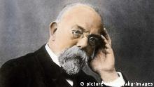 Robert Koch / Mediziner und Bakteriologe