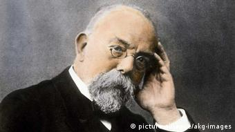 The Nobel Prize winning German doctor Robert Koch discovered tuberculosis in 1882