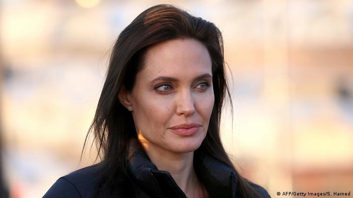 Angelina Jolie (Foto: SAFIN HAMED/AFP/Getty Images)