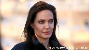USA Angelina Jolie UNHCR Botschafterin
