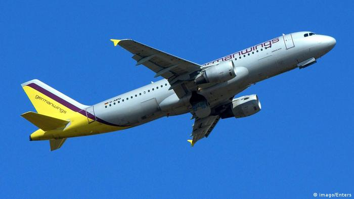Germanwings Airbus A 320