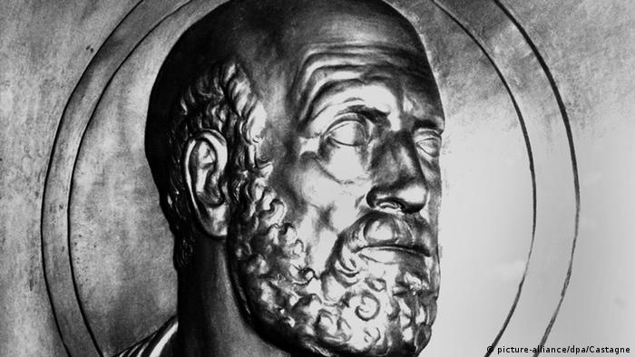 Griechenland Antike der griechische Arzt Hippokrates