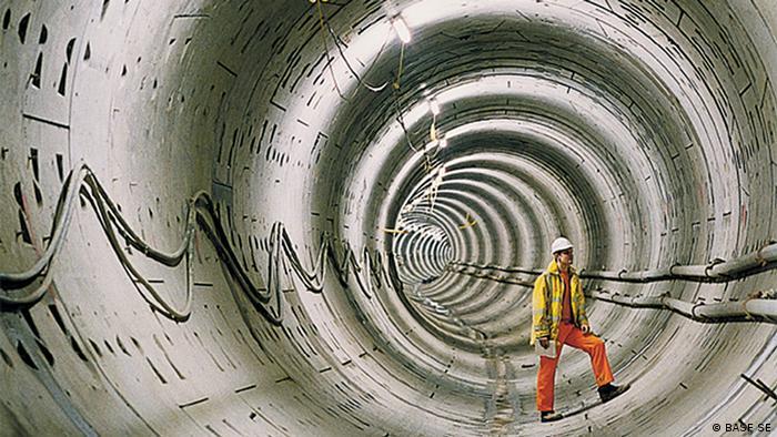 BASF Tunnelbau