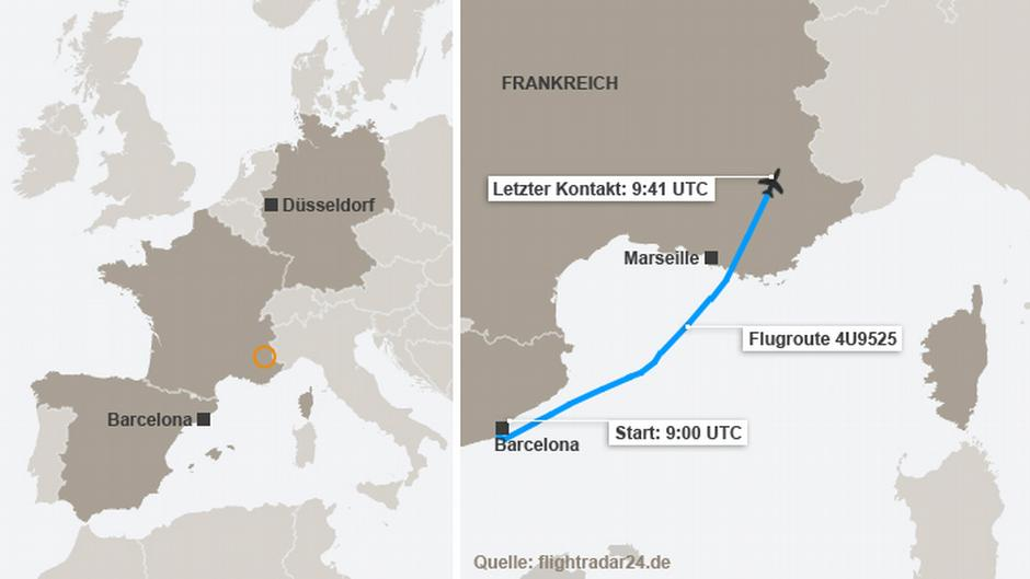 Konsequenzen Aus Dem Germanwings Absturz Gefordert Aktuell Europa