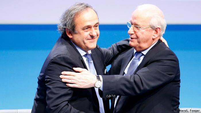 Österreich Wien UEFA Präsidentschaft Wiederwahl Michel Platini