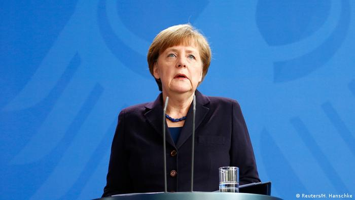 Germanwings 4U9525 Flugzeugabsturz Statement Angela Merkel