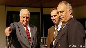 24.03.2015 DW-TV Feature DOKU Helmut Kohl 2003