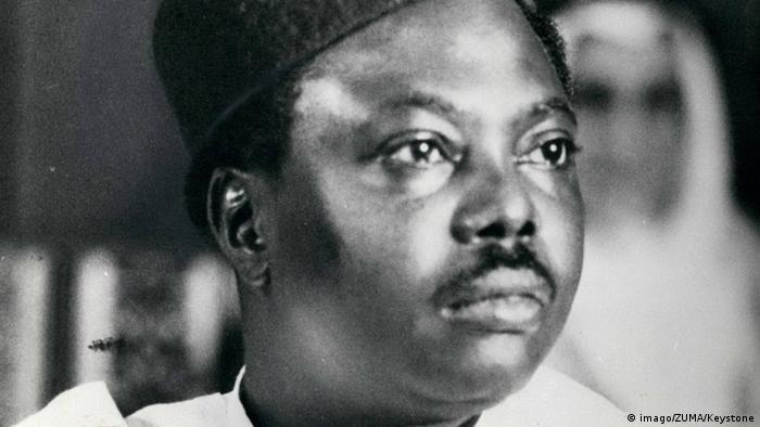 Nigeria Bildergalerie Staatspräsidenten Murtala Muhammed