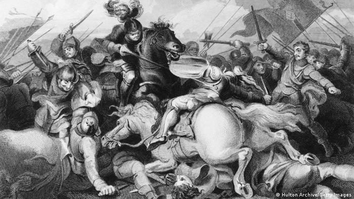 England Schlacht von Bosworth Richard III