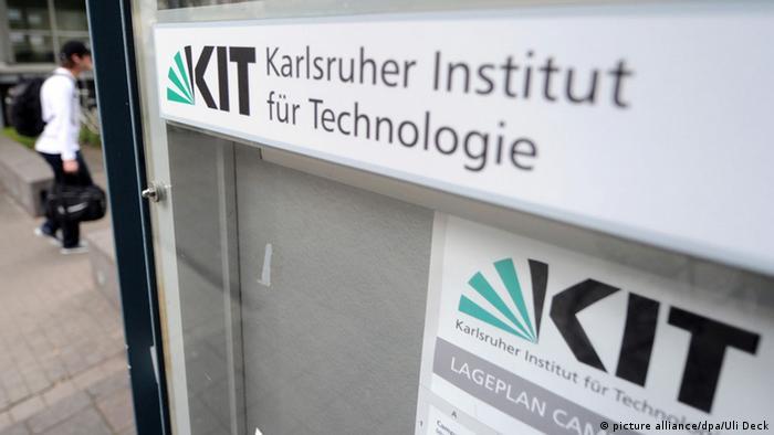 Karlsruher Institut für Technologie (picture alliance/dpa/Uli Deck)