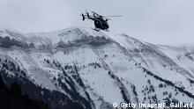 Frankreich Seyne les Alpes Absturz Germanwings A320