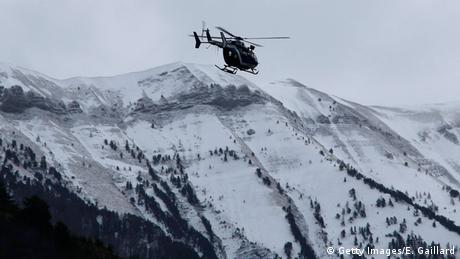 Frankreich Seyne les Alpes Absturz Germanwings A320