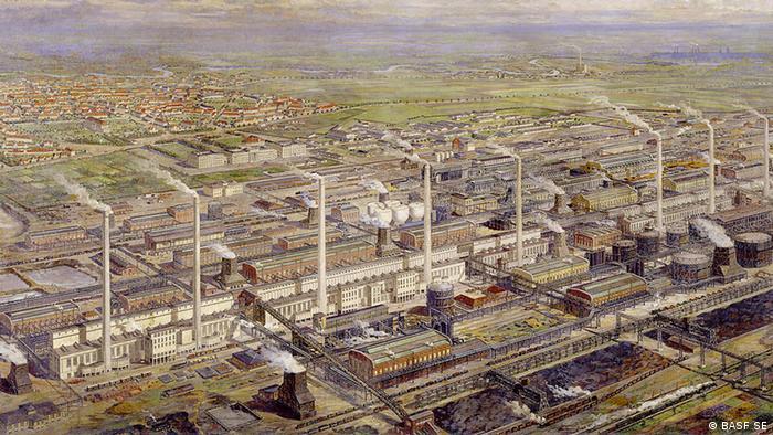 Bildergalerie 150 Jahre BASF