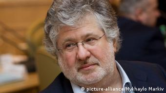 Ukraine Oligarch Ihor Kolomojskyj (picture-alliance/Mykhaylo Markiv)