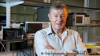 Professor David Stupples. (Photo: City University London, David Stupples)