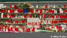 Deutschland Haltern am See Absturz Germanwings A320