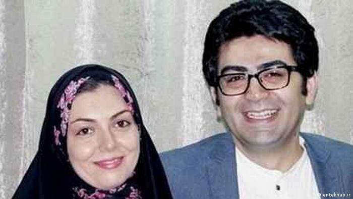 آزاده نامداری و فرزاد حسنی پیش از طلاق