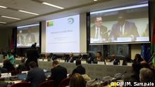 Belgien Brüssel Eröffnung der Geberkonferenz von Guinea-Bissau