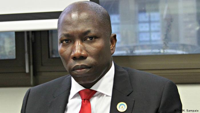 Belgien Brüssel Eröffnung der Geberkonferenz von Guinea-Bissau (DW/M. Sampaio)