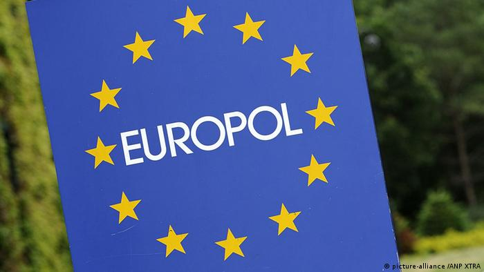 Europol Logo (picture-alliance /ANP XTRA)