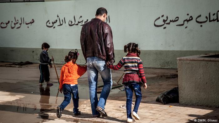 Libyen Leben in Bengazi
