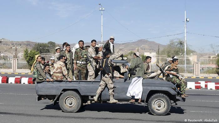 Jemen Huthi-Rebellen (Foto: Reuters)