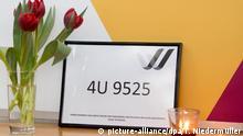 Frankreich Absturz Germanwings A320 (Bildergalerie)