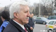 Weißrussland Stellvertretender Vorsitzender der Partei BNF Grigori Kostusev