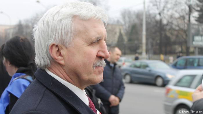Григорий Костусёв в Минске