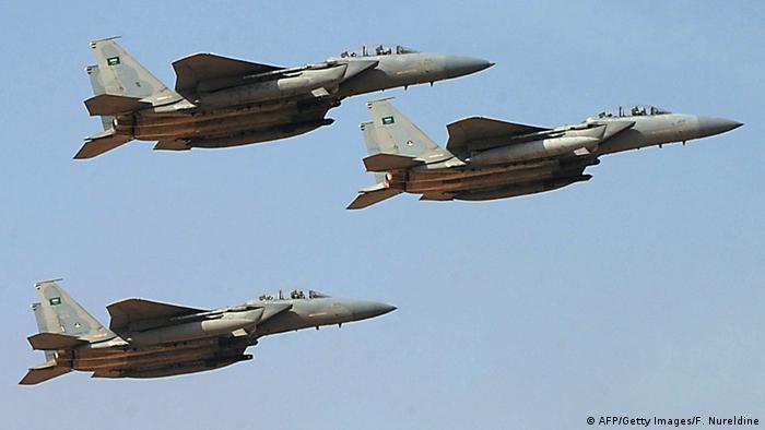 Saudische Kampfjets