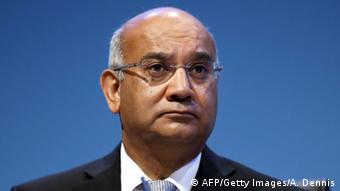 British MP Keith Vaz (AFP/Getty Images/A. Dennis)