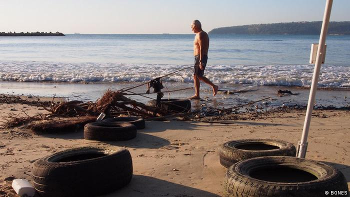 Bulgarien Strand Tourismus