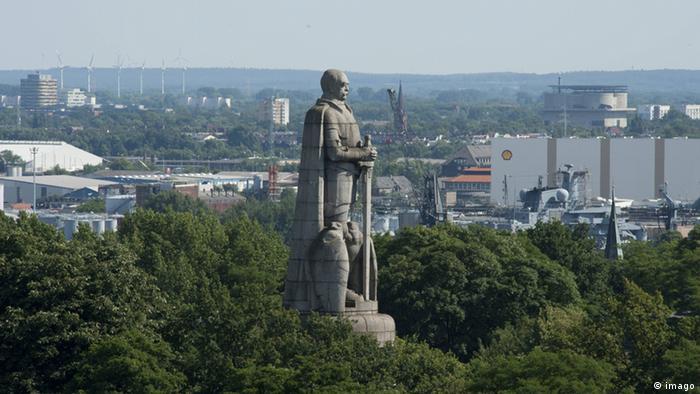 Bildergalerie Bismarck Denkmäler