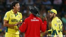 Cricket Halbfinale Australien vs Indien in Sydney