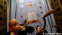 Türkei Synagoge Wiedereröffnung