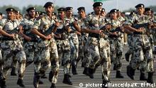 Saudi-Arabien Saudische Soldaten