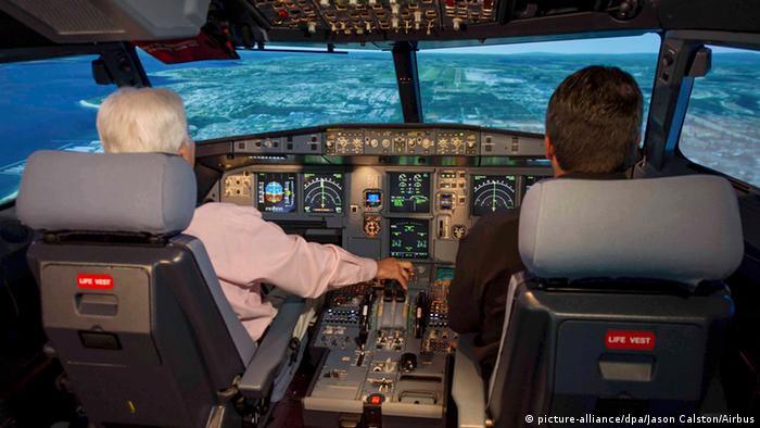 Airbus A320 Cockpit Simulator