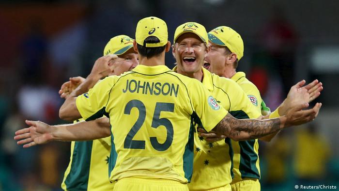Cricket Australien Indien (Reuters/Christo)