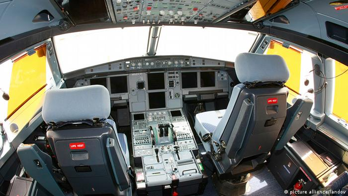 Airbus A320 Cockpit