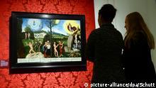 Cranach-Ausstellung in Gotha