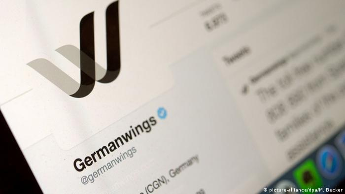 Logo der Fluggesellschaft Germanwings (Foto: picture-alliance/dpa)