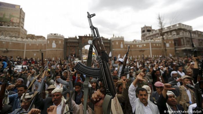Jemen schiitische Muslime (Reuters/Khaled Abdullah)