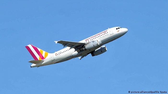 Germanwings Airbus 320 (picture-alliance/dpa/Ole Spata)