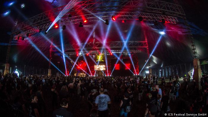 Wacken Metal Battle Bullhead City Stage