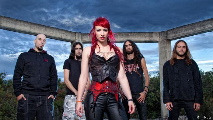 Wacken Metal Battle In Mute Band