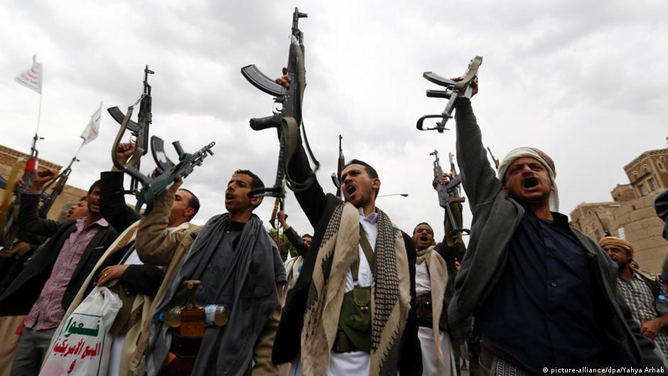 غارات للتحالف العربي على مطار صنعاء ومواقع للحوثيين | DW | 29.03.2015